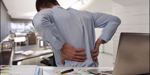 Back Pain Hurts Business Bottom Line