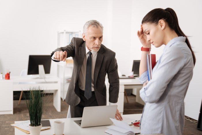 Is your boss making you sick